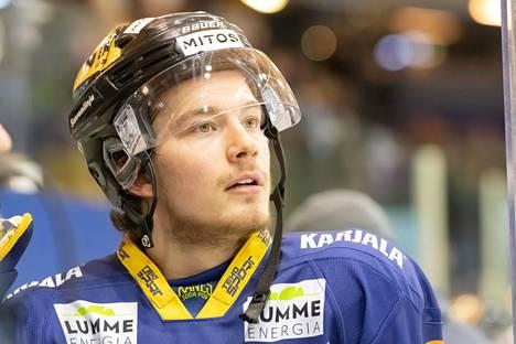 Kristian Tanus on tyrkyllä Jukurien ykkössentteriksi.