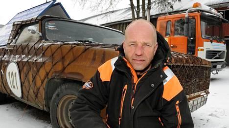 Kristian Laakso vaihtoi etunimensä virallisesti Sheikiksi 25 vuotta sitten.