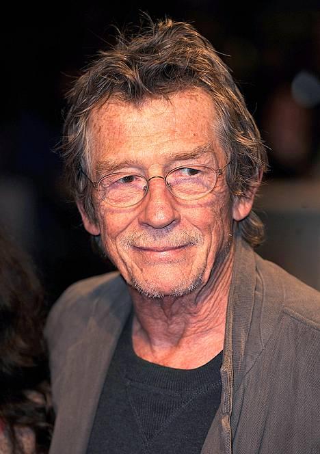 John Hurt vuonna 2009.