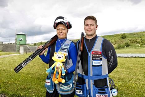 Vesa Törnroos olisi saattanut Satu Mäkelä-Nummelan kanssa saavuttaa Tokion olympiakisoissa jopa mitalin, mutta hänen kohtalonsa oli toinen.