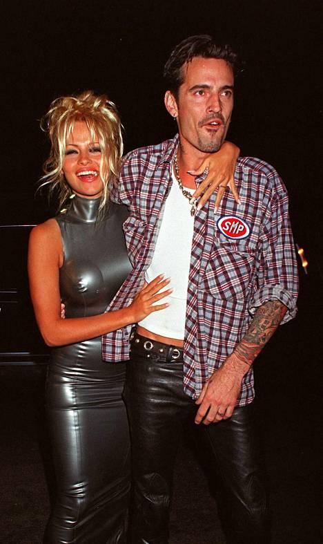 Pamela Anderson ja Tommy Lee