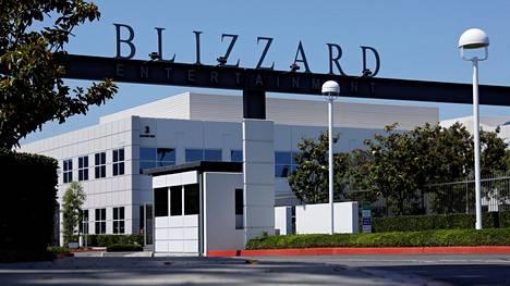 Activision Blizzardin pääkonttori sijaitsevaa Irvinessä, Kaliforniassa.