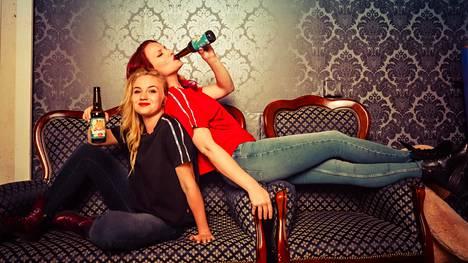 Brewcatsin someissa maistellaan myös muiden pienpanimoiden oluita, sillä naiset haluavat edistää käsityöläisoluiden kulttuuria.