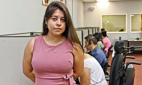 Melody Klingenfuss tuli yhdeksänvuotiaana Guatemalasta laittomasti Yhdysvaltoihin.