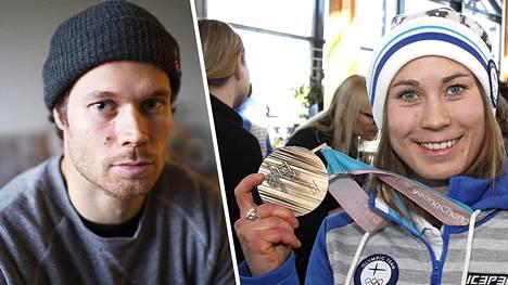 Eero Ettala kommentoi Enni Rukajärven sponsorivaihdosta.