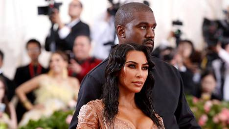 Kim Kardashianin ja Kanye Westin perhe on nyt kuusihenkinen.