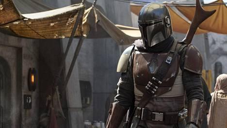 Star Wars -universumiin sijoittuva The Mandalorian on yksi Disney+:n suosituimmista nimikkeistä.