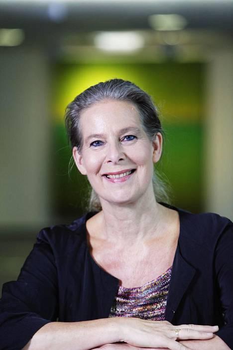 Terveyden ja hyvinvoinnin laitoksen ylilääkäri Hanna Nohynek.