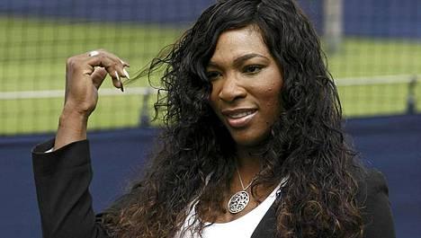 Serena Williams on toipunut pelikuntoon.