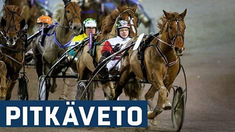 Ravivihje: Pitkäveto Kaustinen 20.4.2019