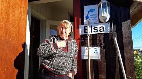 Elsa Haldorsen on tuttu monille suomalaisille Pykeijan vieraille.