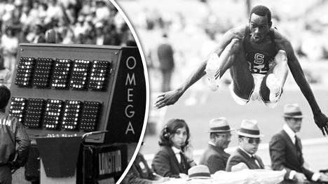 """""""Hän tuhosi kilpailun"""" – yksi yleisurheiluhistorian pysäyttävimmistä tilanteista täyttää pyöreitä vuosia"""