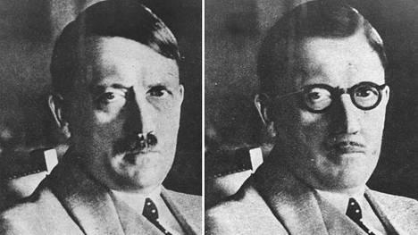 Hitler Viikset