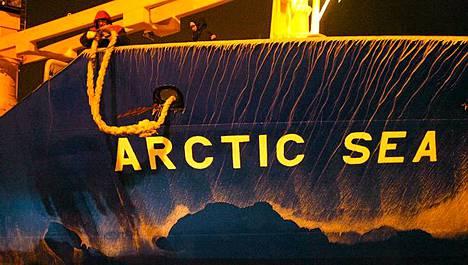 Arctic Sea -tapaus nousi esiin Wikileaks-asiakirjoissa.