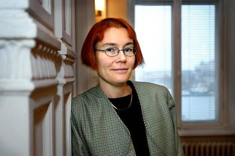 Riitta Työläjärvi vuonna 2003.
