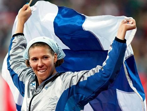Komea edustusura toi kolme arvokisamitalia, joista viimeistä Mikaela Ingberg juhli Münchenin olympiastadionilla järjestetyissä EM-kisoissa 2002.