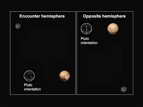 New Horizons löysi jo Plutosta isoja, kummia täpliä.