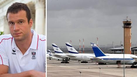 Markus Roganin ja Israelin jalkapallomaajoukkueen tiet erosivat, kun Rogan paineli koronatartunnan saaneena Tel Avivin Ben Gurionin lentokentälle ja koneeseen.