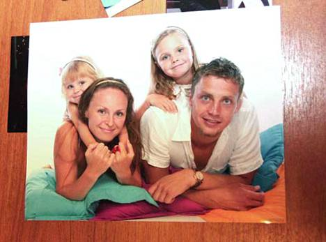 Kahden tyttären isä Ivan ei ehtinyt nähdä poikansa Nikolain syntymää.