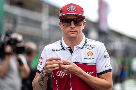 F1-kuljettaja Kimi Räikkönen on intohimoinen rallimies.
