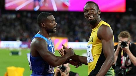 """Usain Boltin lyöneen Justin Gatlinin viime vuodesta kova paljastus – """"Tämä on todella pysäyttävä lukema"""""""