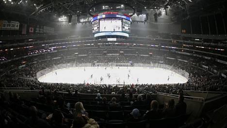 NHL pani lapun luukulle.