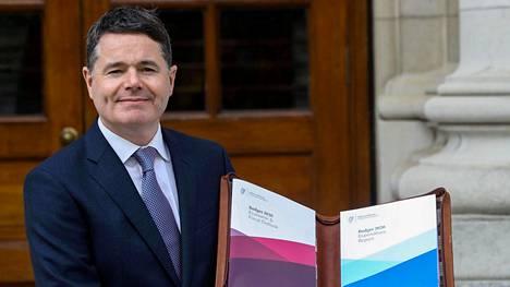 Irlanti sai euroryhmän puheenjohtajuuden.