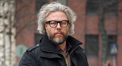 Psykoanalyytikko Harri Virtanen.