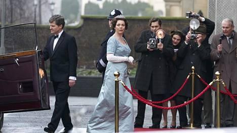 The Crown alkaa sunnuntaina 17.11. Netflix-palvelussa.