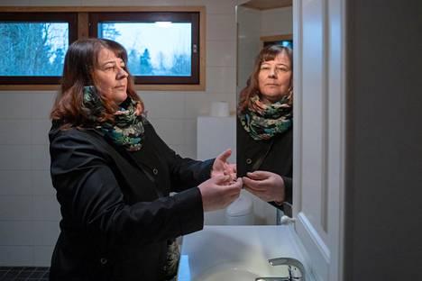 Maritta Mattila olisi ollut valmis jopa tinkimään asunnon hinnasta, jos se olisi johtanut kauppaan. Pariskunta olisi muuttanut helpompaan vuokra-asuntoon esimerkiksi rivitaloon Padasjoelle ja Lahteen.