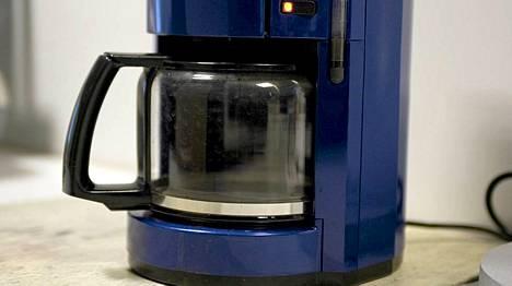 Kahvinkeitto ei katsottu TE-toimistossa hyvällä.