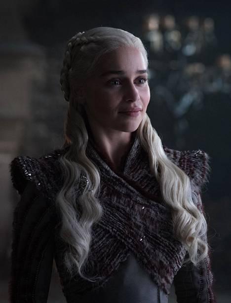 Emilia Clarke tuli tunnetuksi Daenerys Targaryenin roolista.
