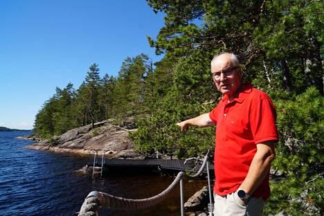 Sähköasiantuntijana elämäntyönsä tehnyt Matti Manninen on sitä mieltä, että loma-asukkaat ovat monelle maaseutukunnalle ja -kaupungille elinehto.