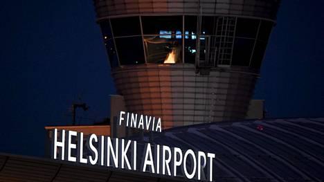 Finavian operoima Helsinki-Vantaan lentoasema sai tunnustusta kyberturvastaan.