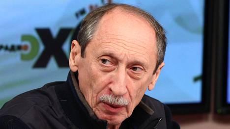 Valentin Balakhnichevin elinikäinen toimintakielto pysyi voimassa.