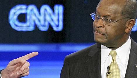 Nyt Herman Cainia syytetään salasuhteesta.