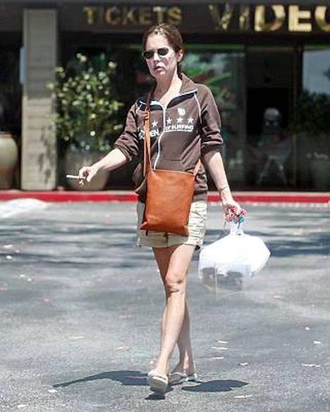 Lara Flynn Boyle on enää varjo entisestä itsestään.