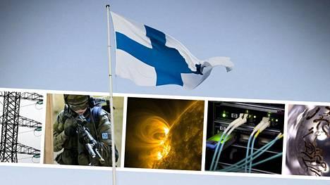 Sisäminsteriön selvityksessä on hahmoteltu yhteensä 21 riskiskenaariota, jotka ovat Suomessa mahdollisia.