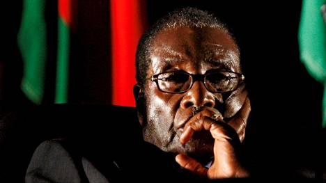 CNN: Zimbabwen presidentti Mugabe on hyväksynyt eroehtonsa