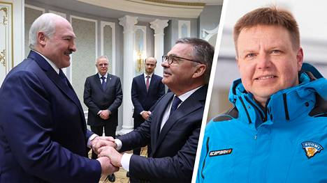 Kansainvälisen jääkiekkoliiton puheenjohtaja René Fasel kävi maanantaina tapaamassa Valko-Venäjän presidenttiä Aljaksandr Lukashenkaa. Suomen kiekkoliiton puheenjohtajan Harri Nummelan Leijonat saattaa jopa boikotoida MM-kisoja, mikäli ne pidetään tänä keväänä alkuperäisen suunnitelman mukaan Minskissä.