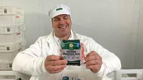 Kun valitsee Snellmanin jauheliha- ja leikkelepakkauksia, tulee tehneeksi entistä vastuullisempia valintoja automaattisesti. Näin sanoo Snellmanin hankintapäällikkö Anders Storsved.