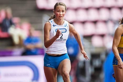 Ihamäki toimii aituri Viivi Lehikoisen, 18, valmentajana. Lehikoinen voitti vuonna 2016 alle 18-vuotiaiden EM-kultaa ja 2017 alle 20-vuotiaiden EM-pronssia.