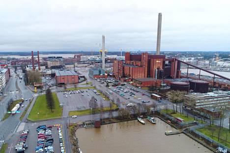 Hanasaaren voimalaitoksen toiminta pyritään ajamaan alas vuoden 2024 loppuun mennessä.