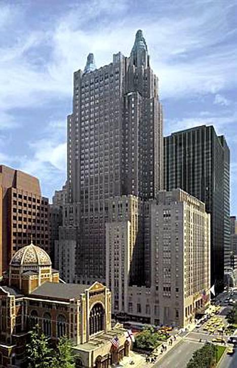1931 avattu Waldorf-Astoria on yksi maailman kuuluisimpia luksushotelleja.