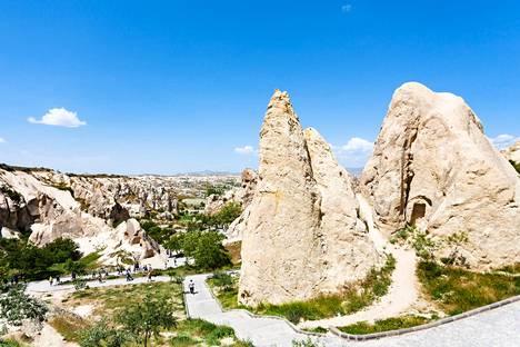 Turkista löytyy tuntematon matkailuparatiisi.