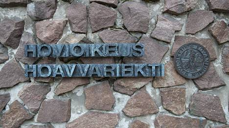 Rovaniemen hovioikeus arkistokuvassa.