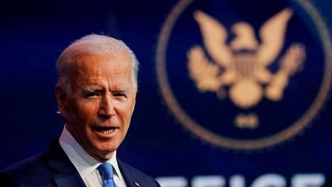 Valitsijamiehet asettuivat odotetusti Joe Bidenin taakse.