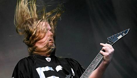 Jeff Hanneman.