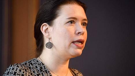 Kansanedustaja Anna Kontula pitää Juutalaisen maailmankongressin syytöksiä antisemitismistä perusteettomina.