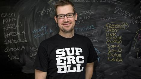 Suomen kovatuloisin. Supercellin luova johtaja Mikko Kodisoja oli isänsä mukaan nuorena luova tyyppi, joka joka kiinnostui tietokoneista ja pelaamisesta jo varhain.